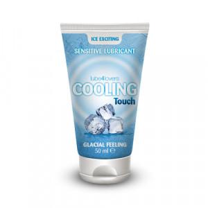 Лубрикант Cooling Touch Lube4Lovers охлаждающий 50 мл
