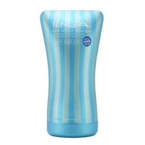 Мастурбатор Tenga Soft Tube Cool Edition