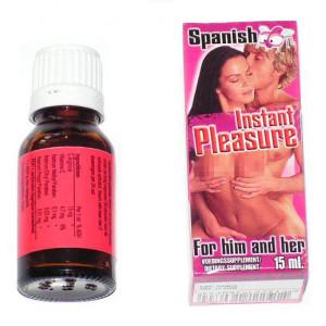 Возбудитель капли Spanish Instant Pleasure 15 мг