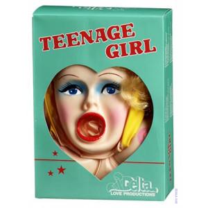 Секс-кукла Doll-Three Holes-Long Silky Hair