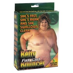 Betty Fat Girl Doll