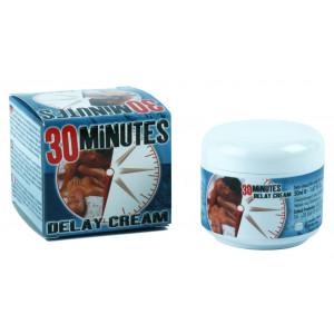 Крем для задержки семяизвержения 30 Minutes 50 мг