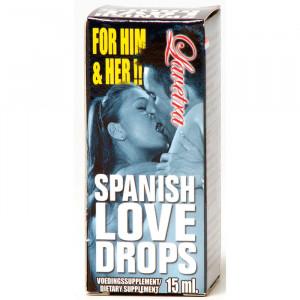 Женский возбудитель в каплях Spanish Love Drops Lavetra