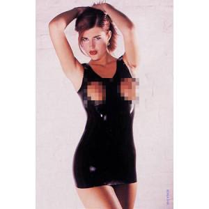 Latex Open Breast Dress Small