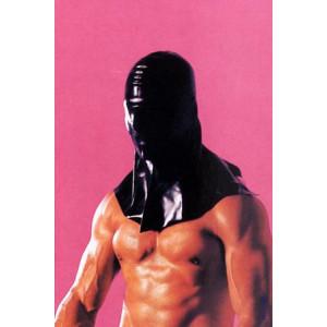 Маска Latex Extasy Mask Black One Size