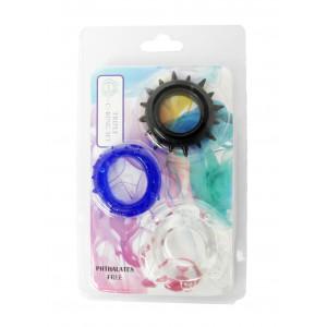 Эрекционные кольца C-RING SET-color