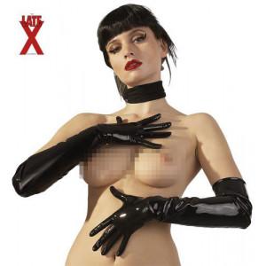 Перчатки Latex Handschuhe - black