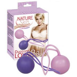 Вагинальные шарики NS Duotone Balls