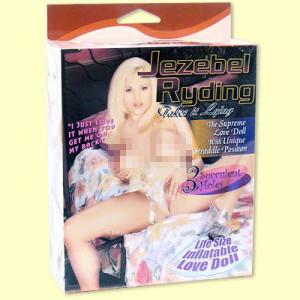 Секс-кукла Jezebel Ryding Doll, Dtraddle Position, foto gesic