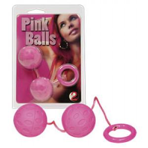 Вагинальные шарики Pink Balls