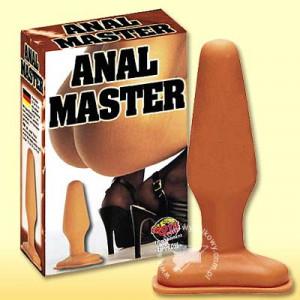 Анальная пробка Anal Master