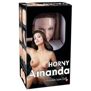 Секс кукла - Horny Amanda Inflatable Love D