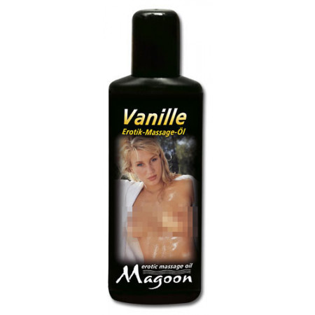 Массажное масло Vanille Massage Oil 100 мл