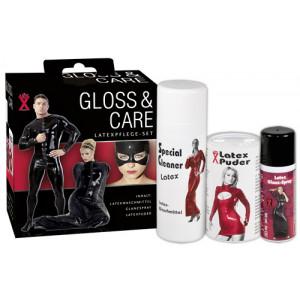 Набор для ухода за латексом Gloss & Care Kit