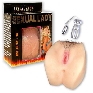 Cyber Vibrating Vagina & Anus, Voice, Flesh 1