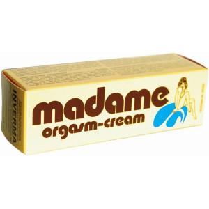 Возбуждающий крем для женщин Madame Orgazm Cream 18 мл