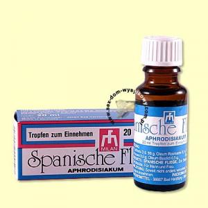 Капли для усиления потенции Spanisches Fliedge 20 мг