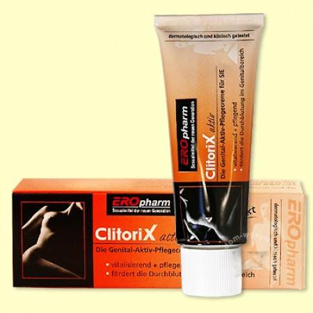 Возбуждающий крем для женщин EROpharm ClitoriX Active 40 мг