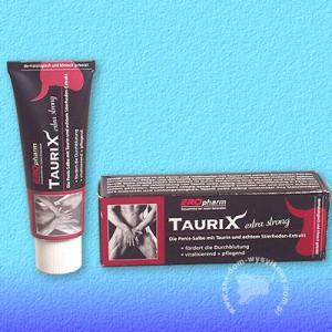 Крем для укрепления эрекции и задержки эякуляции EROpharm Taurix Extra Strong 40 мг