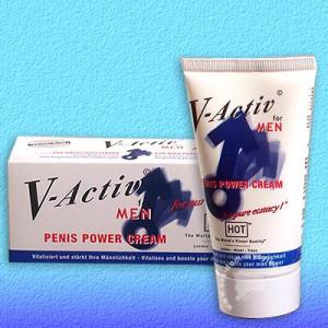 Крем для пениса V-Active Penis Power Cream 50 мг