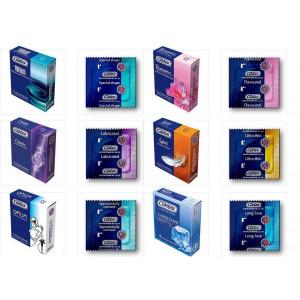 Презервативы Контекс mix блок