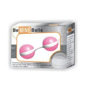 Вагинальные шарики - Love Balls  Pink